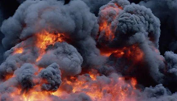 陕西镇安一危爆运输车发生爆炸 致7人失联13人受伤