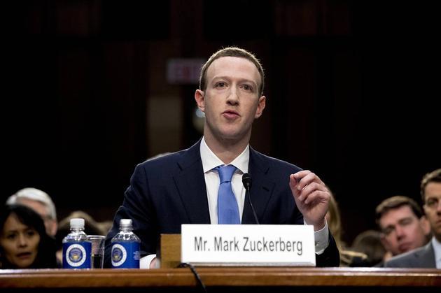 FB数据泄露未改民意:多数美国人不希望监管社交媒体