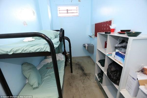 高云翔住的长湾监狱
