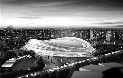 冬奥永久场馆在比赛过后可以实现可持续利用